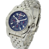 Breitling AB014112/BB47 Chronomat 41 Automatic in Steel - on...