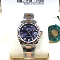 勞力士 (Rolex) Datejust 279171 Aubergine Purple Diamond Dial 28mm...
