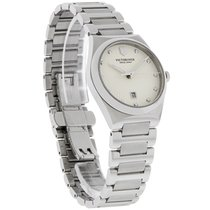 Victorinox Swiss Army Victoria Ladies Ivory Swiss Quartz Watch...