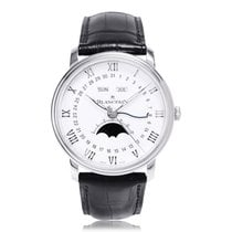 Blancpain Villeret Mens Watch 6654-1127-55B