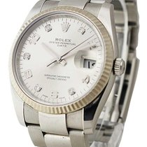 Rolex Used 115234sdo_used Date 34mm with Oyster Bracelet and...