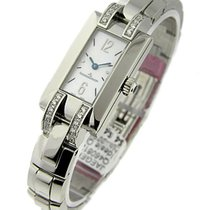Jaeger-LeCoultre Jaeger - 460.81.21 Ladys Ideal with Diamond...