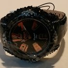 Tendence Swiss Made Crystal Art Watch TFC33004