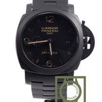 Πανερέ (Panerai) PAM438 Tuttonero 3d gmt all black ceramic...