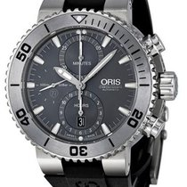Oris Aquis Titan Chronograph  01 674 7655 7253-07 4 26 34TEB