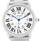 Cartier Ronde Solo Automatic Stainless Steel Mens Watch W6701011