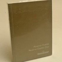 Jaeger-LeCoultre Reverso Duetto Manual Info Booklet