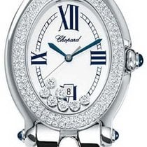 Chopard Happy Sport Oval 7 Floating Diamonds 278419-2001