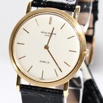 Patek Philippe  750er Gold Uhr von 1967 Zertifikat