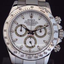Rolex Daytona cosmograph white dial full set 116520