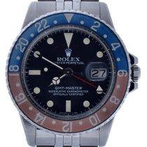 Rolex 1675 GMT Master Pepsi