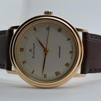 Blancpain Villeret Classic Classique 3318 18k Gold