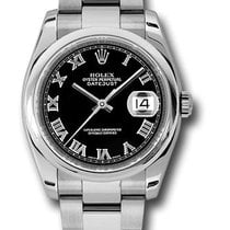 Rolex 116200 Oyster Perpetual Datejust Stainless Steel Watch