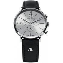 Maurice Lacroix Eliros Chronograph Herrenuhr EL1088-SS001-110-1