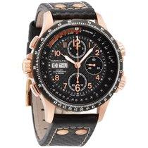 Hamilton Mens Khaki X Wind Watch H77696793 Automatic Movement