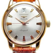 Longines Conquest Heritage Yellow Gold