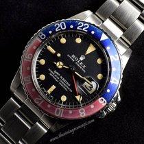 Rolex 1675 GMT Master Matte Dial MK II