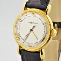 Vintage 1950s Vacheron & Constantin 18k Yellow Gold Manual...