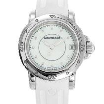 Montblanc Watch Sport Steel MB103893