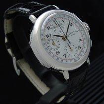 Eberhard & Co. Replica Sterling Triple Date Chronograph...