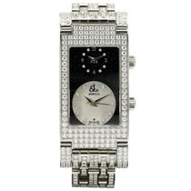 Jacob & Co. Angel Dual Time Certified Pre Owned JCA18L