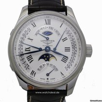 Longines Master Collection Retrograde Moon Phases  41,00 mm...
