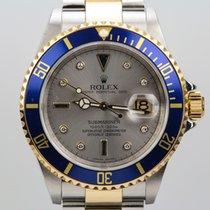 Rolex Submariner Serti Dial