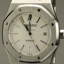 Audemars Piguet ROYAL OAK 15300 STEEL WHITE DIAL