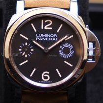 Panerai Luminor Marina 8 Days Acciaio Ref. PAM 590