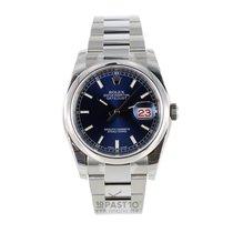 Rolex Datejust Blue / brandnew / stickered / incl 21% VAT