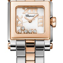 Chopard Happy Sport Square Quartz Small 278516-6002