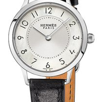 Hermès Slim d'Hermes PM Quartz 25mm 041732ww00