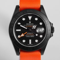 "Pro-Hunter Explorer II One of 100 Military ""Orange Hand"""