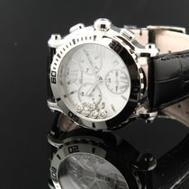 Chopard Happy Sport Chrono Diamonds  Steel Neuware