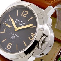 パネライ (Panerai) Unworn  Pam 632 Logo Acciaio 44 Mm Luminor...