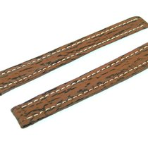 Breitling Band 15mm Brown Shark Strap Correa B15-13
