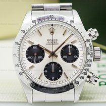 "Rolex 6265 6265 Daytona Cosmograph ""SIGMA"" SIlver..."
