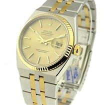 Rolex Used 17013_used Mens Oyster Quartz - 2-Tone - Circa 1991-