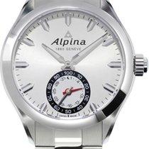 Alpina Geneve Horological Smartwatch AL-285S5AQ6B Herrenarmban...