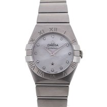 Omega Constellation 24 Steel