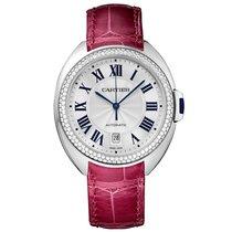 Cartier Cle Quartz Mens Watch Ref WJCL0011