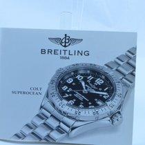 Breitling Anleitung Superocean