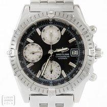 Breitling Uhr Windrider GT Chronomat Edelstahl A13352