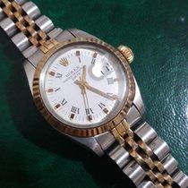 Rolex DATE ACERO Y ORO