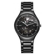 Rado Men's R27971152 True Thinline Skeleton Watch