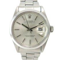 """Rolex Date 1500 """"silver dial"""""""