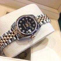 롤렉스 (Rolex) Datejust Ladies 2-tone Rose Gold