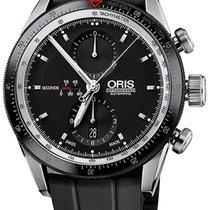 Oris Motor Sport Artix GT Chronograph schwarze Kautschukband
