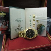 Rolex DAY-DATE 1803 18K Yellow Gold with Original Charcoal...