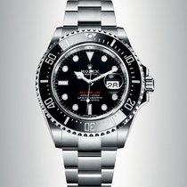 Rolex Sea Dweller 126600 RED LC100